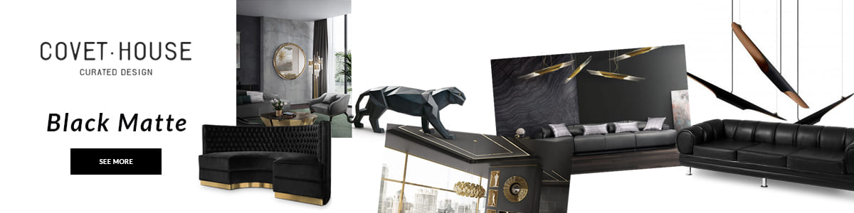 blackmatte tom dixon Top Designers | Tom Dixon 1200x300 moodboard black 20matte article